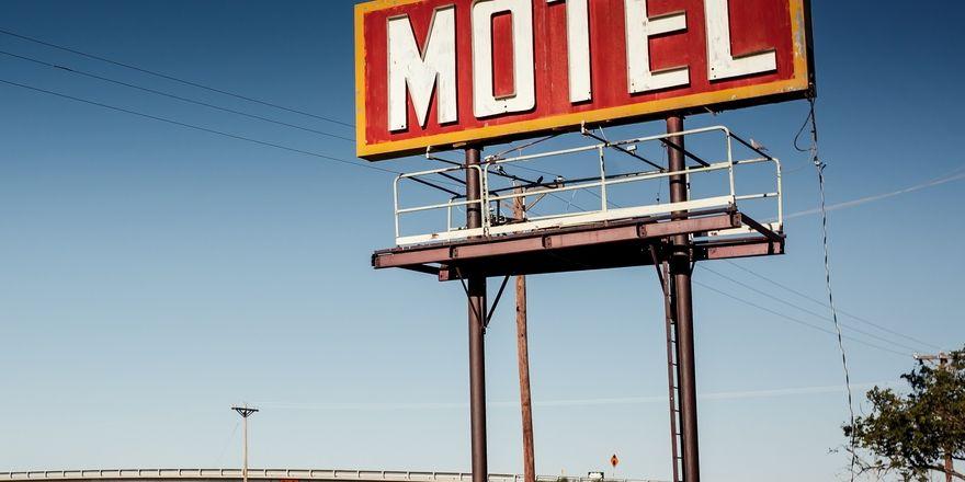Kern des Anstroßes: Der Markenname Motel, allerdings in Städten