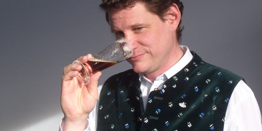 Kennt sich aus mit Bier: Markus Sailer