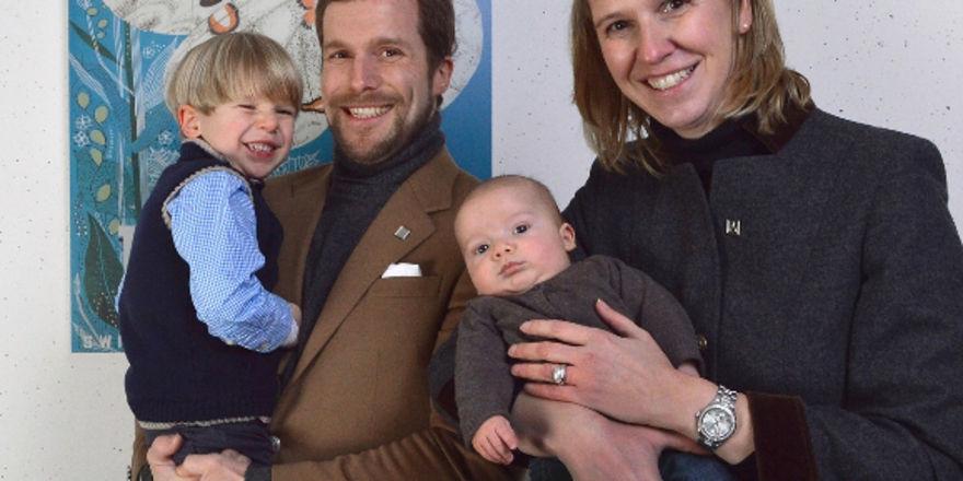 Silvana und Ingo Schlösser leiten das Ameron Hotel Davos ...