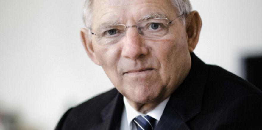 Wolfgang Schäuble: Der Bundesfinanzminister stellt seine Eckpunkte zur Erbschaftsteuerreform heute der Koalitionsfraktion vor