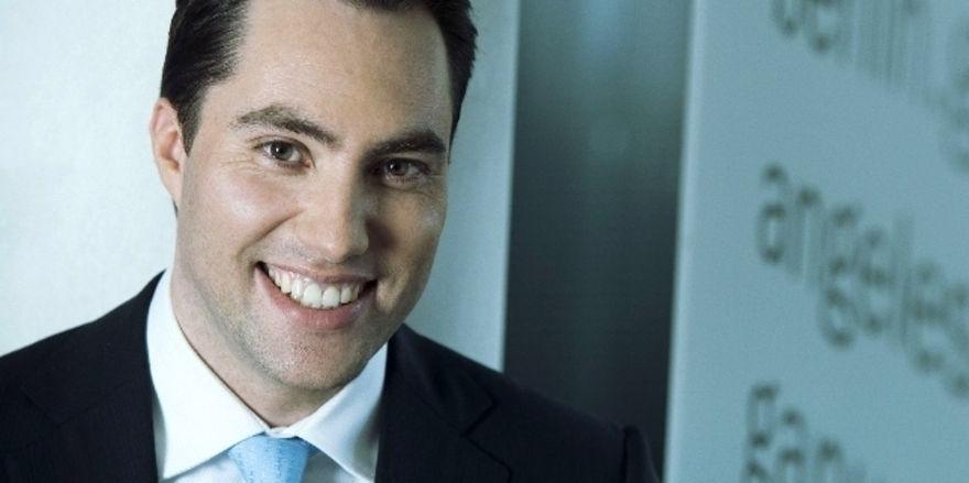 Neue Geschäftsfelder im Blick: Tobias Ragge will mit seiner HRS-Group in den Mice-Bereich einsteigen