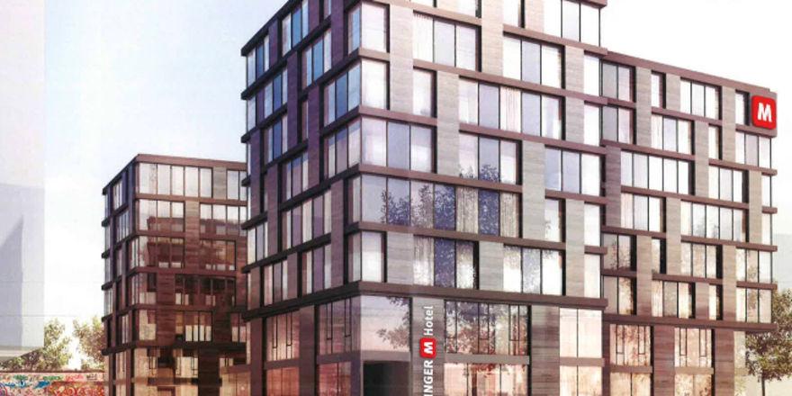 meininger plant hotel an der east side gallery in berlin allgemeine hotel und gastronomie zeitung. Black Bedroom Furniture Sets. Home Design Ideas