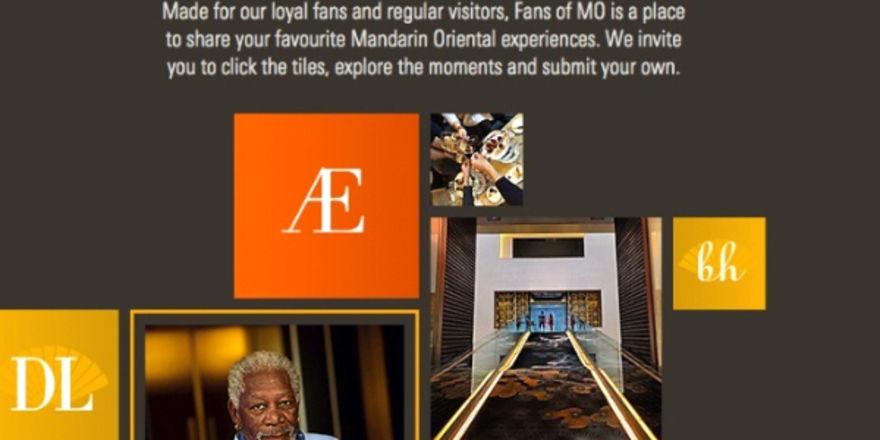 Fans of MO: Die Social-Media-Plattform von Mandarin Oriental