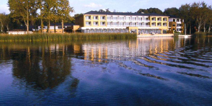 Neuer Name: Das Hotel Seebad Casino heißt jetzt Seehotel Berlin-Rangsdorf