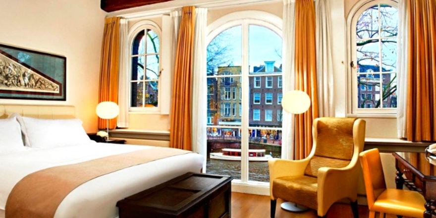 Im Herzen Amsterdams: Das Pulitzer Hotel