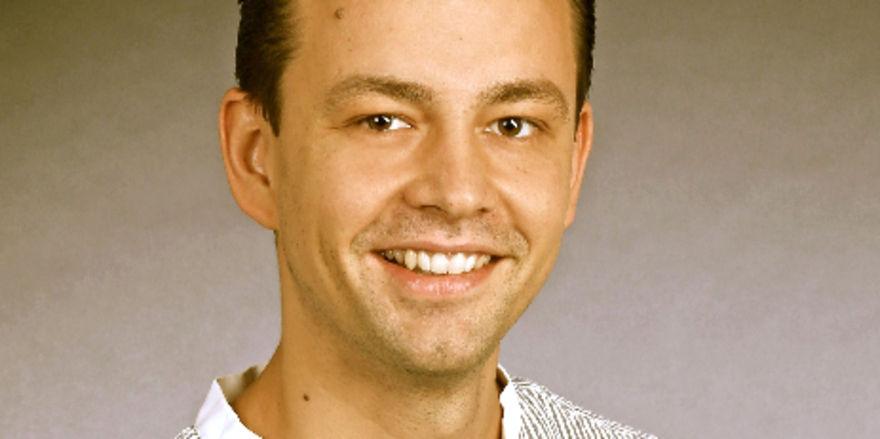 Hat viel vor: Steve Hartzsch, der neue Sommelier im Stue