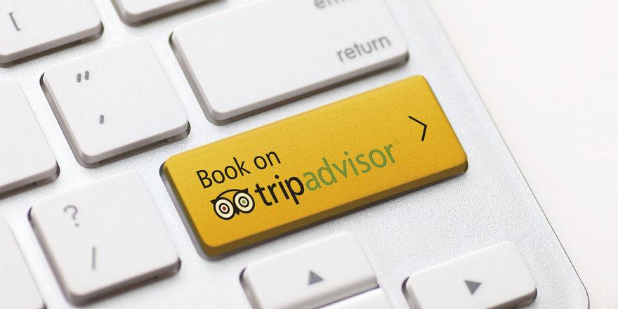 Buchen ohne Umweg: Mit dem neuen Tool Instant Booking will Tripadvisor erreichen, dass weniger Buchungsvorgänge abgebrochen werden
