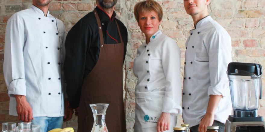 veganes köche-netzwerk gestartet - allgemeine hotel- und
