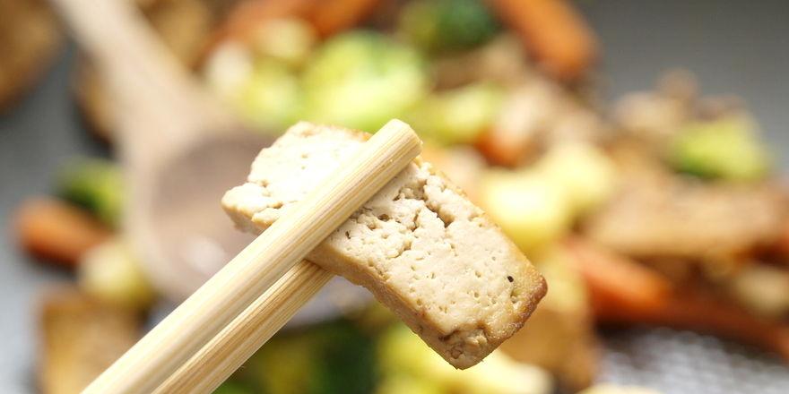 Tofu: Gängige Alternative zum Fleisch