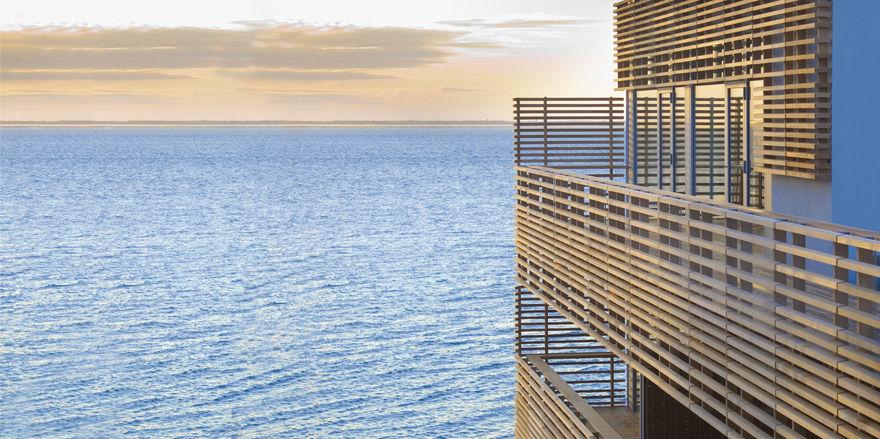 Gute Adresse: Das Budersand zählt zu den schönsten Hotels auf Sylt