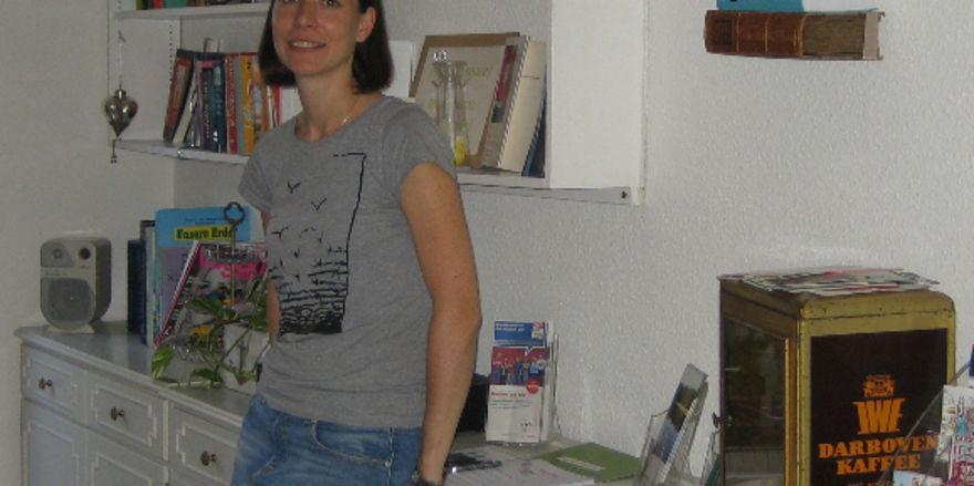 Christiane Bors: Die 32-Jährige ist Hotelprofi, kreativ und Veganerin