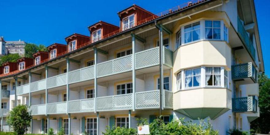 Hat Eine Renovierung Und Eine Namensänderung Hinter Sich: Das Hotel Hotel  Hohenaschau Im Chiemgau