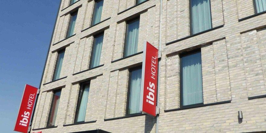 Neu am Berliner Hauptbahnhof: Das Ibis-Haus mit 172 Zimmern