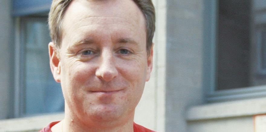Lieferprofi: David Rodriguez verantwortet die drei deutschen Marken von Delivery Hero