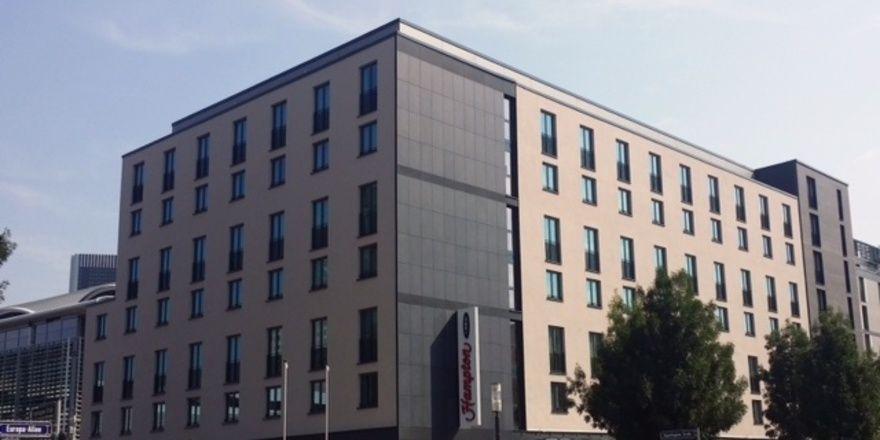 Hampton by Hilton startet in Frankfurt Allgemeine Hotel