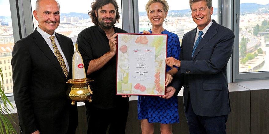 Konstantin alexander filippou ist koch des jahres 2016 for Koch des jahres 2016