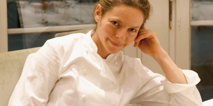 Berliner Meisterköchin: Sonja Frühsammer von Frühsammers Restaurant bekommt den Titel als erste Frau