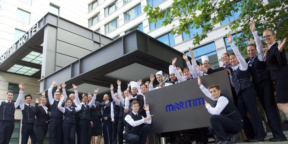 maritim meldet mehr auszubildende allgemeine hotel und. Black Bedroom Furniture Sets. Home Design Ideas