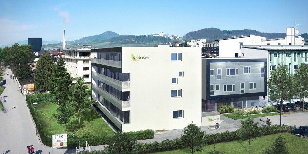 Neues ko hotel f r salzburg allgemeine hotel und for Salzburg design hotel