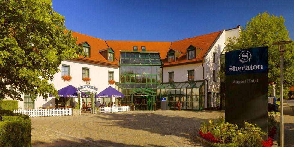 starwood verl sst sheraton m nchen airport hotel allgemeine hotel und gastronomie zeitung. Black Bedroom Furniture Sets. Home Design Ideas