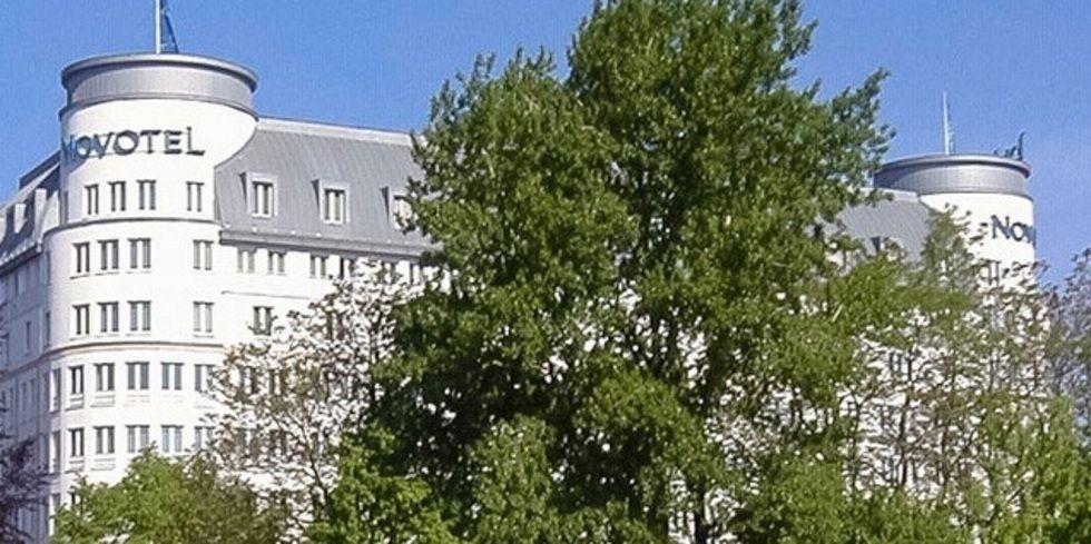 Hotel Novotel Leipzig City Leipzig