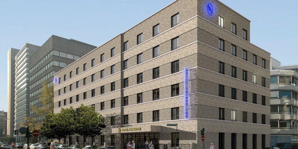 Toyoko Frankfurt Hotel
