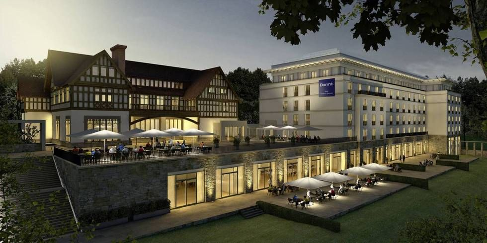 Frankfurt Hotel Dorint