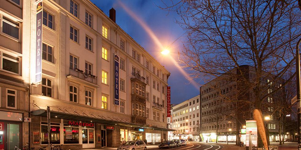 Centro jetzt auch in bremen allgemeine hotel und for Best hotel group