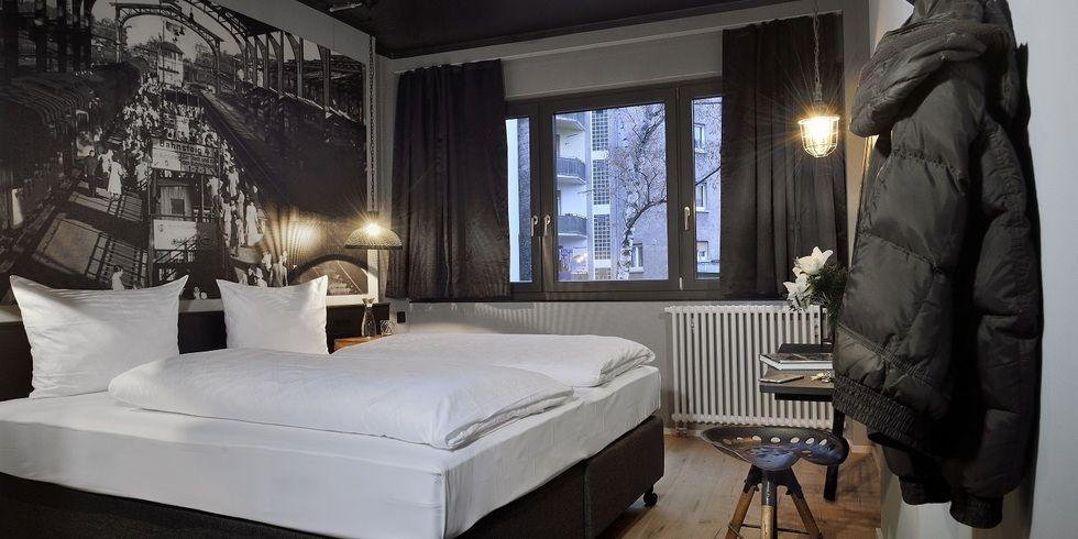 Staytion hotel in k rze am start allgemeine hotel und for Hotel youngstar designhotel mannheim