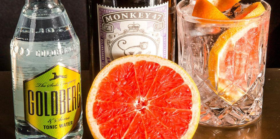 Motel One Fuhrt Neue Gin Karte Ein Ahgz