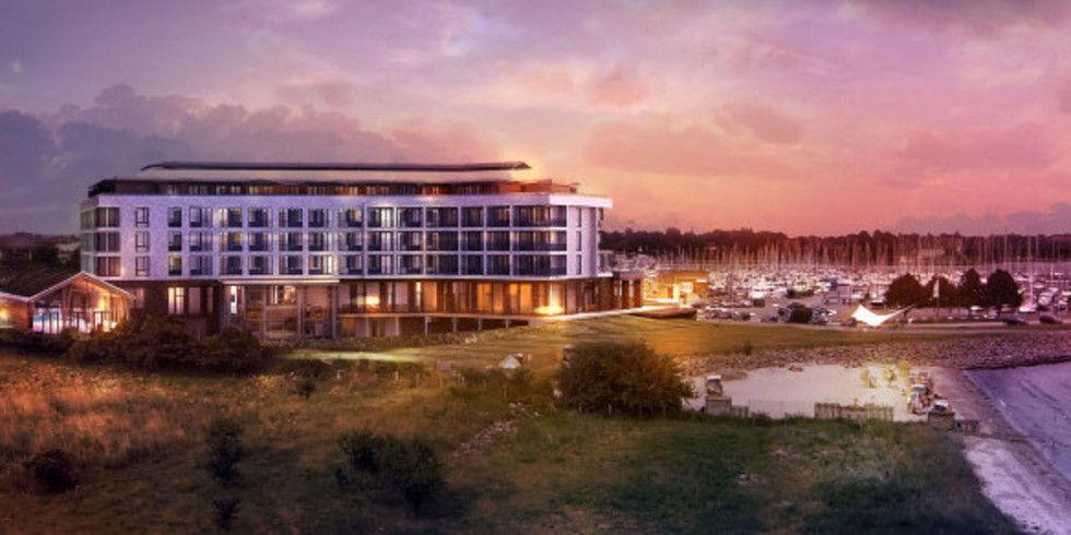 Arborea Resorts Kommt Nach Neustadt Allgemeine Hotel