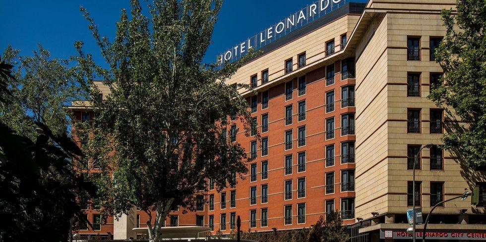 Hotel Madrid  Sterne