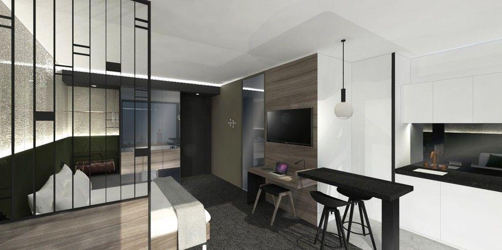 adina baut zweites hotel in hamburg allgemeine hotel. Black Bedroom Furniture Sets. Home Design Ideas