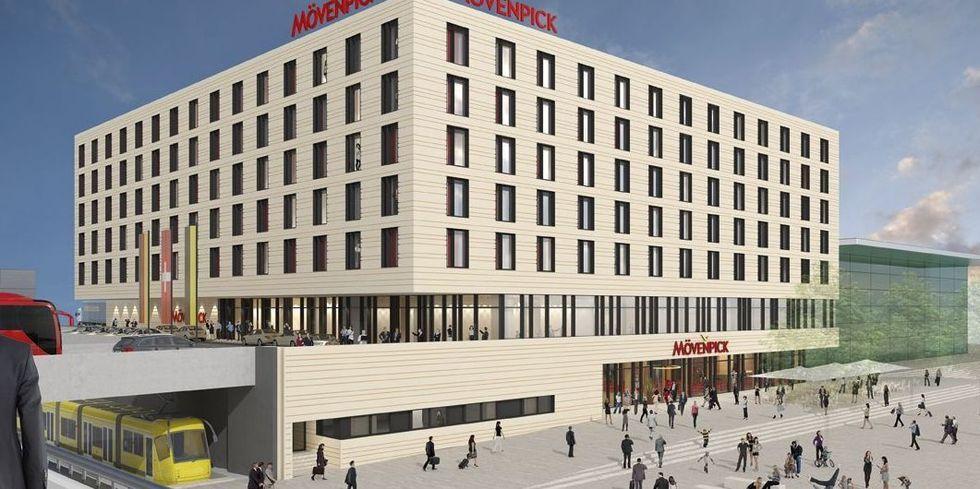 M venpick betreibt weiteres hotel am flughafen stuttgart for Designhotel stuttgart