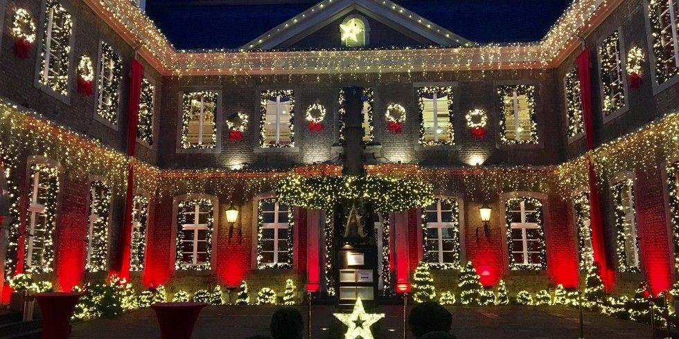 Weihnachtsdeko Für Gastronomie.Eventlocation Wolkenburg Gewinnt Ahgz Wettbewerb Allgemeine Hotel