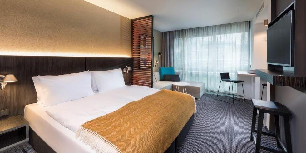 Adina leipzig zeigt erste musterzimmer allgemeine hotel for Design hotel kette