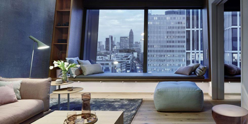 Neue Wohnidee Suiten F R Das Radisson Blu Hotel Frankfurt