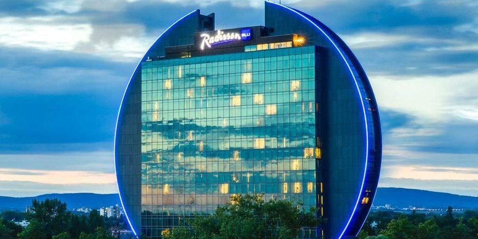 Frankfurt Hotel Radibon Blu