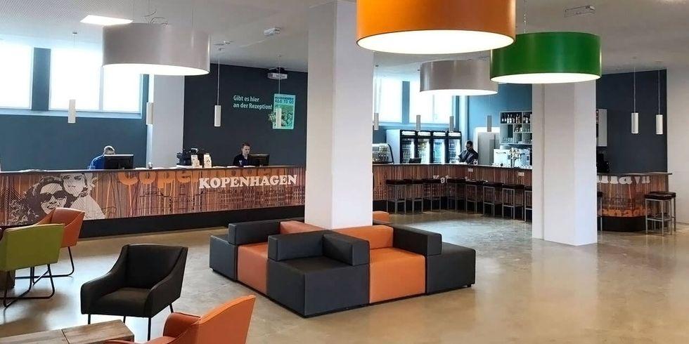 A o startet in kopenhagen allgemeine hotel und for Design hotel kette
