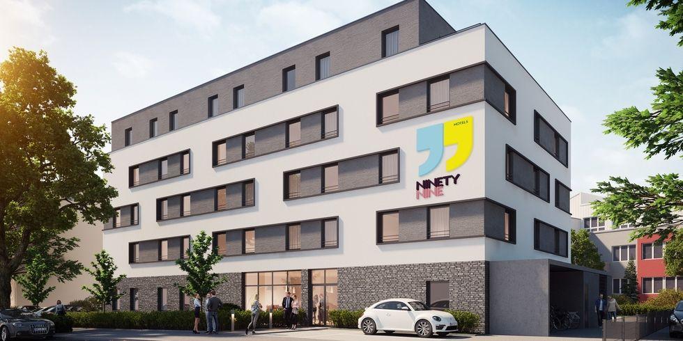 Heidelberg bekommt ein ninetynine hotel allgemeine hotel for Design hotel heidelberg