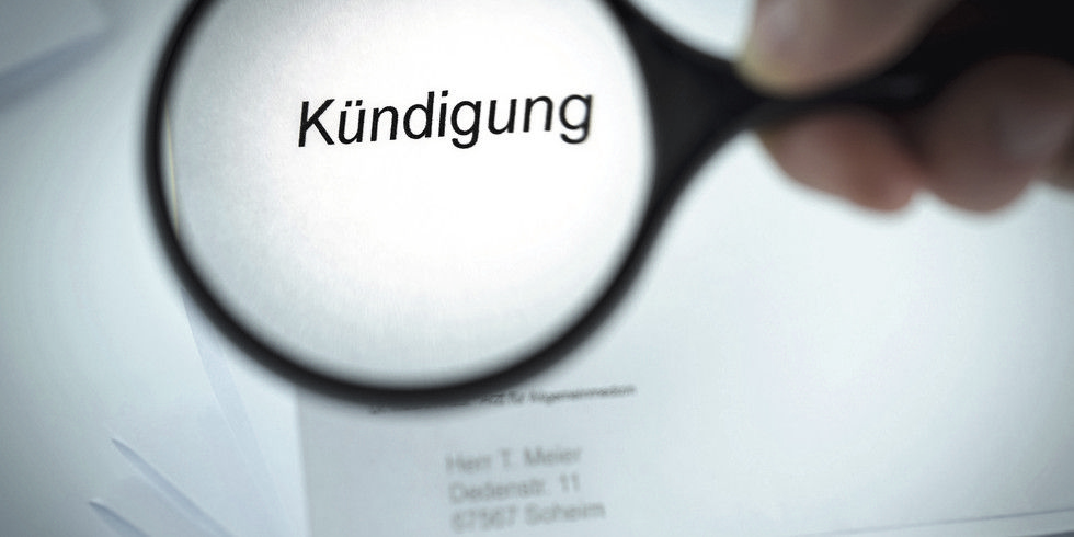 Thema Kündigung Allgemeine Hotel Und Gastronomie Zeitung