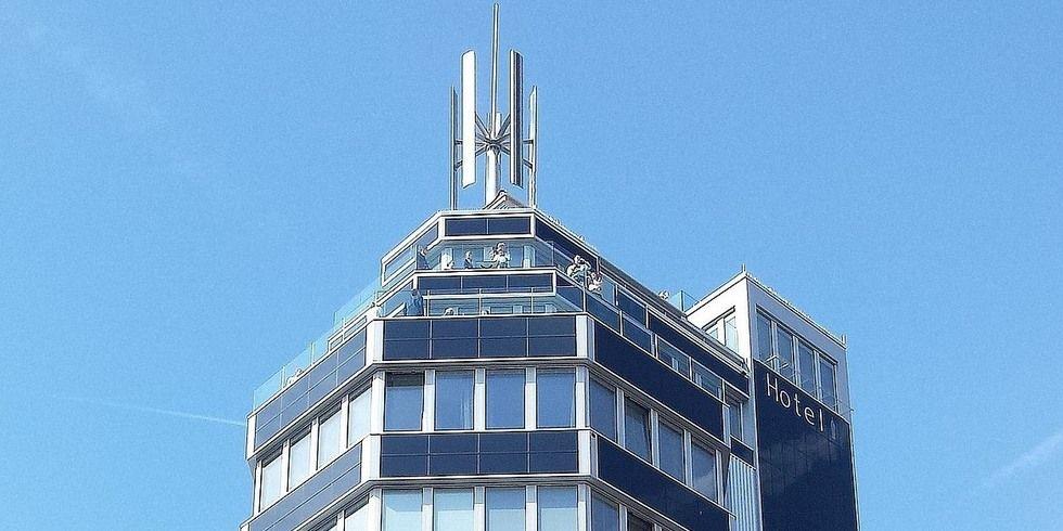 Designhotel aqua turm in radolfzell gestartet allgemeine for Designhotel bodensee