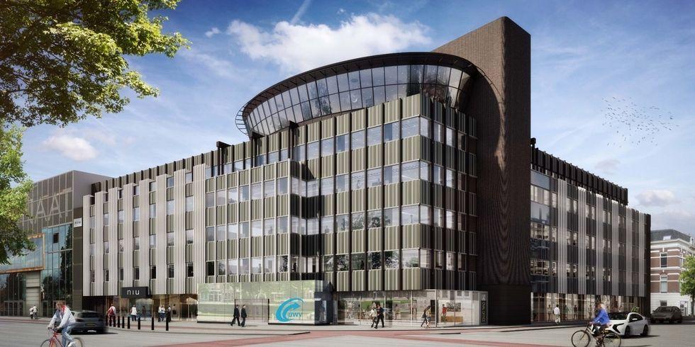 Novum bereitet ein niu hotel in den niederlanden vor for Design hotel niederlande