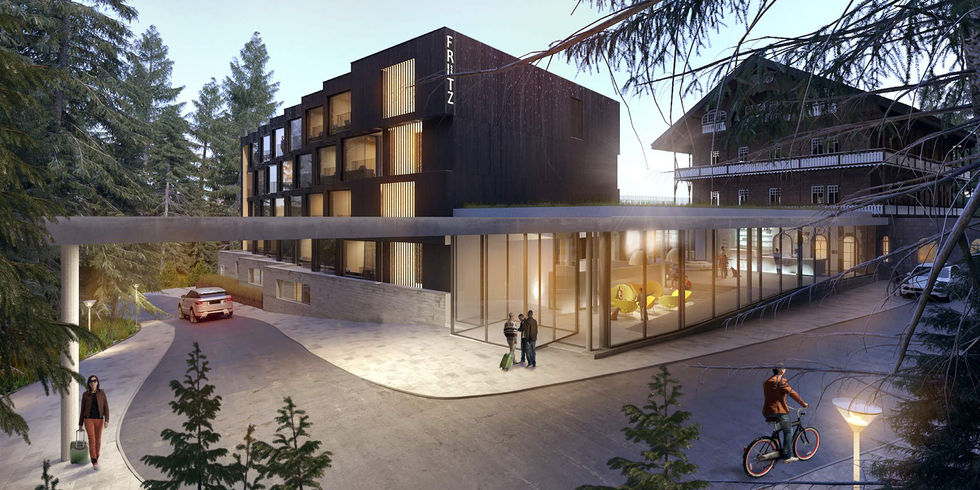 Das fritz lauterbad bringt budgetdesign in den schwarzwald for Design hotel schwarzwald