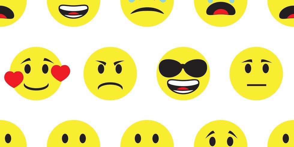 Emojis: Die kleinen Gesichter und Zeichen auf der Handytastatur ergänzen nicht nur die Schriftsprache, die Hotelkette Prizeotel setzt sie jetzt auch in ihren Stellenanzeigen ein