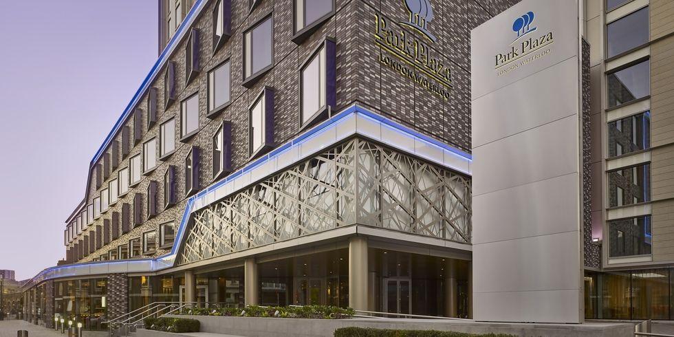 park plaza startet mega hotel in london allgemeine hotel und gastronomie zeitung. Black Bedroom Furniture Sets. Home Design Ideas