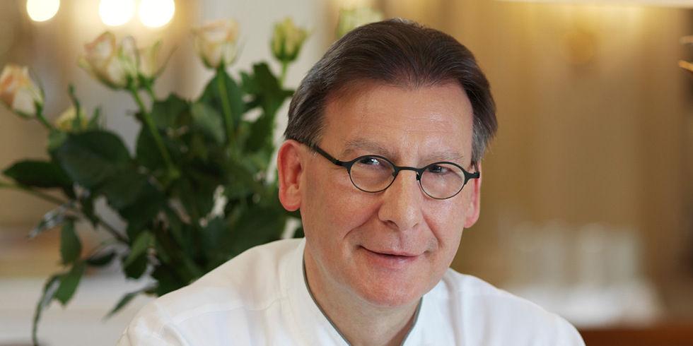 Überraschend verstorben: 3-Sterne-Koch Helmut Thieltges.