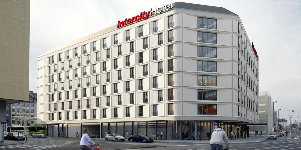 intercity plant 400 zimmer haus in frankfurt allgemeine hotel und gastronomie zeitung. Black Bedroom Furniture Sets. Home Design Ideas