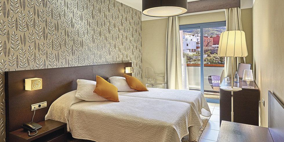 Zimmer mit Charme: Das Hotel Benahoare erhält in den sozialen Medien viel Zuspruch.