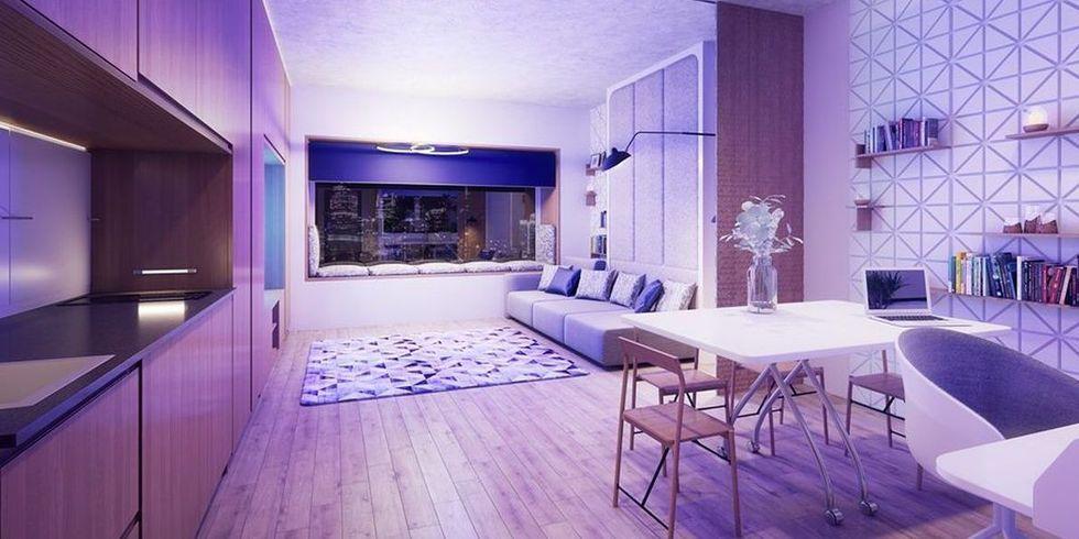 Yotel f hrt apartment konzept ein allgemeine hotel und for Design hotel kette